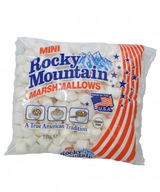 Rocky Mountain Marshmallows classic mini 150g