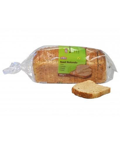 Toast Rotondo 7 cereal 400g