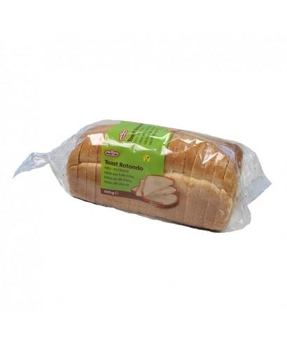 Toast Rotondo nature with olive-oil 400g