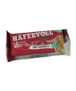 Hafervoll Hanf-Sauerkirsche 65g