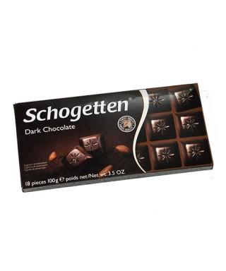 Schogetten dunkle Schokolade 100g
